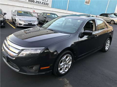 2010 Ford Fusion for sale in Revere, MA