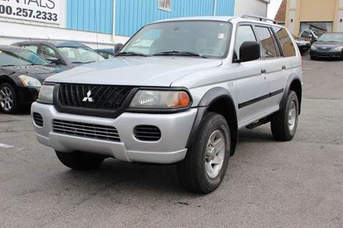 2002 Mitsubishi Montero Sport for sale in Revere, MA