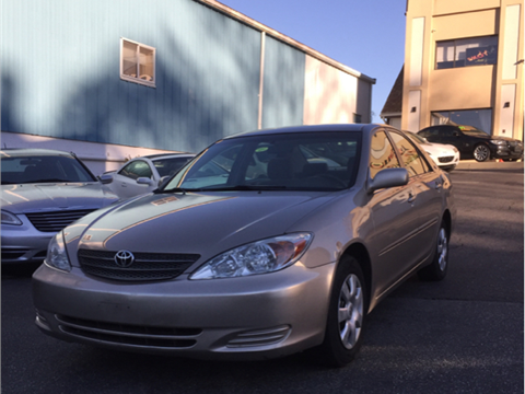 2003 Toyota Camry for sale in Revere, MA