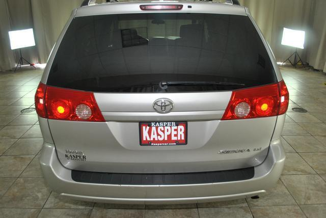 Purchase Used 2008 Toyota Sienna Le Van Rear Dvd V6 Auto