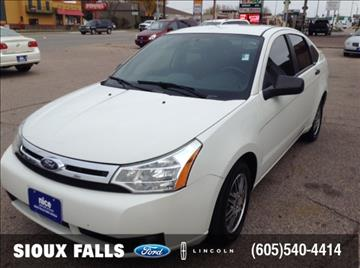 Used Ford Focus For Sale South Dakota