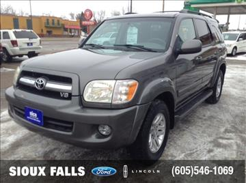 2006 Toyota Sequoia for sale in Sioux Falls, SD