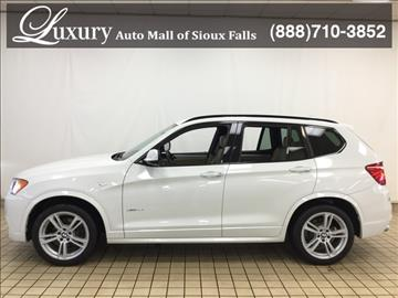 bmw x3 for sale sioux falls sd. Black Bedroom Furniture Sets. Home Design Ideas