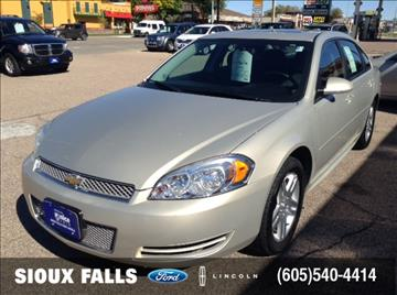2012 Chevrolet Impala for sale in Sioux Falls, SD