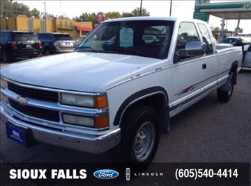 1994 Chevrolet C/K 2500 Series for sale in Sioux Falls, SD