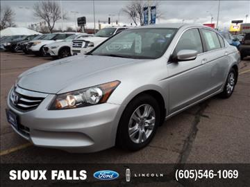 Honda accord for sale sioux falls sd for Big city motors sioux falls sd