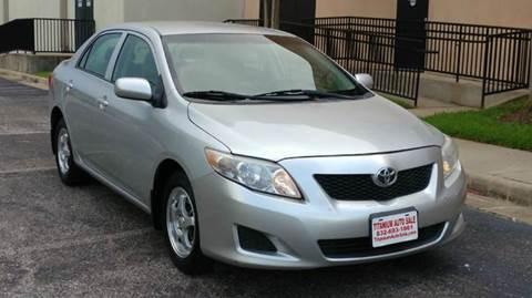 2009 Toyota Corolla for sale in Houston, TX