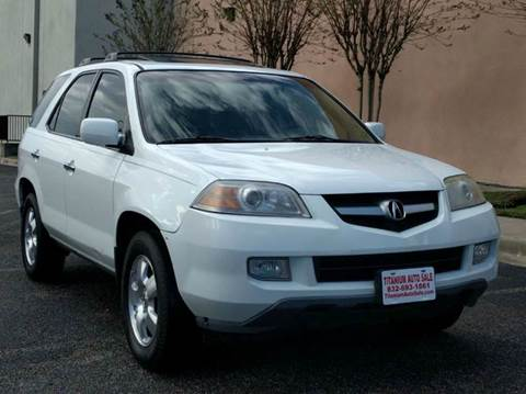 2006 Acura MDX for sale in Houston, TX