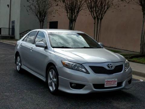 2010 Toyota Camry for sale in Houston, TX