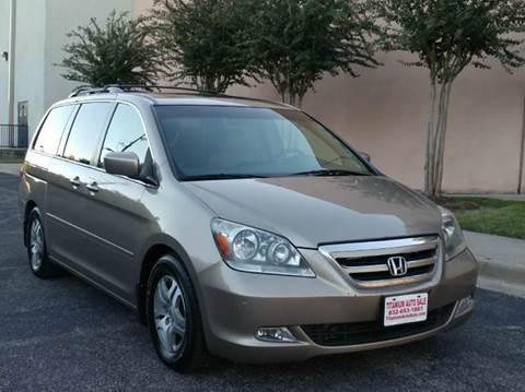 2005 Honda Odyssey for sale in Houston, TX