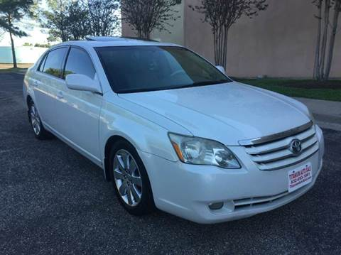 2006 Toyota Avalon for sale in Houston, TX