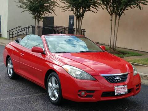 2007 Toyota Camry Solara for sale in Houston, TX