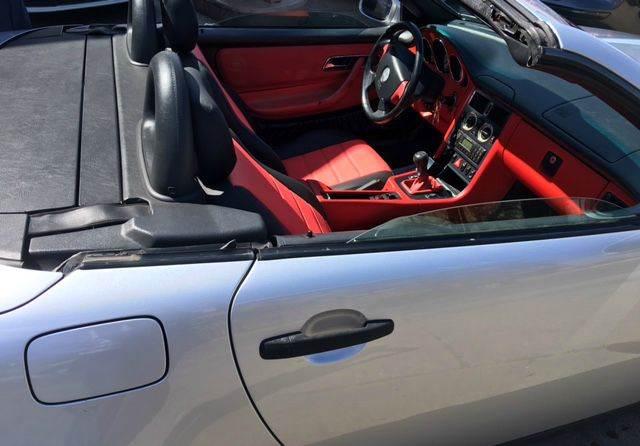 2000 Mercedes-Benz SLK SLK230 Supercharged 2dr Convertible - Austin TX