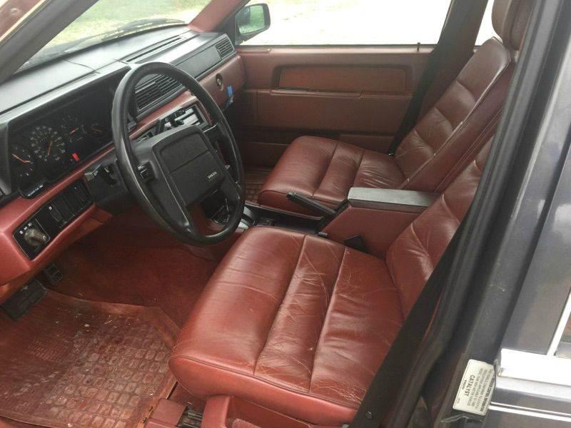1988 Volvo 740 GLE 4dr Wagon - Kyle TX