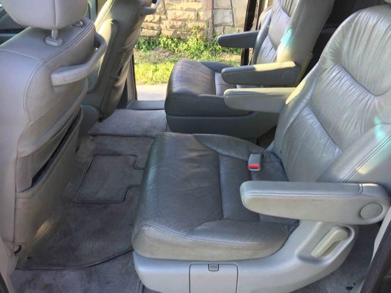 2007 Honda Odyssey EX-L w/DVD 4dr Mini Van w/DVD - Austin TX