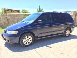 2004 Honda Odyssey EX-L 4dr Mini-Van w/DVD and Leather - Kyle TX