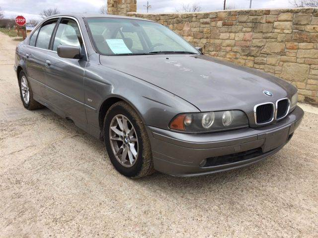 2003 BMW 5 Series 525i 4dr Sedan - Kyle TX
