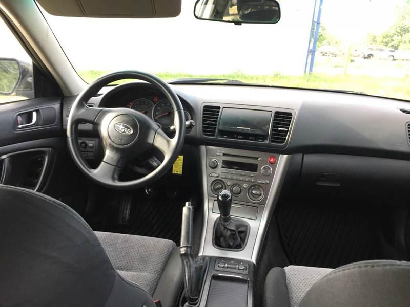 2006 Subaru Outback AWD 2.5i 4dr Wagon w/Manual - Austin TX