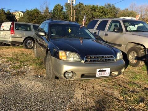 2002 Subaru Outback for sale in Austin, TX