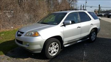 2006 Acura MDX for sale in Williamstown, NJ