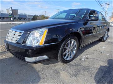 2008 Cadillac DTS for sale in Williamstown, NJ