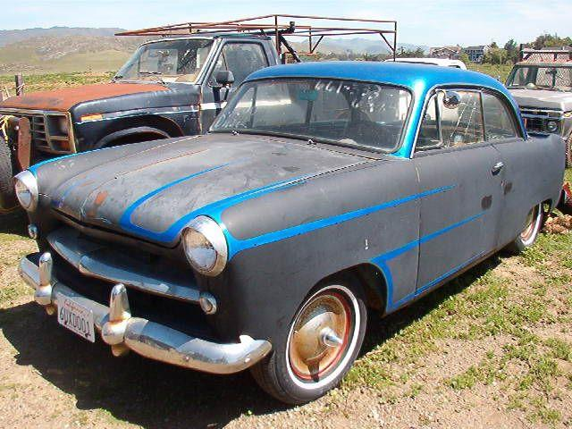 1952 Willys Two Door Coupe for sale in San Luis Obispo CA