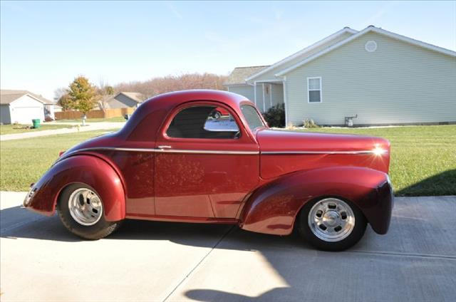 1941 Willys Two Door Coupe for sale in San Luis Obispo CA