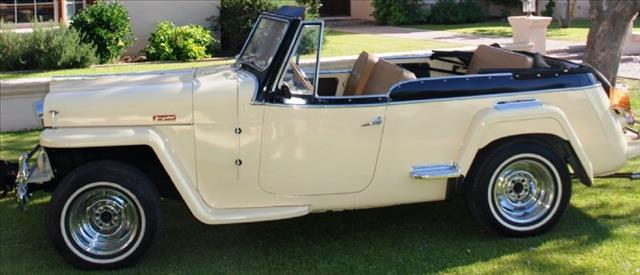 1948 Willys Jeepster for sale in San Luis Obispo CA