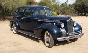 1940 Packard Super 8