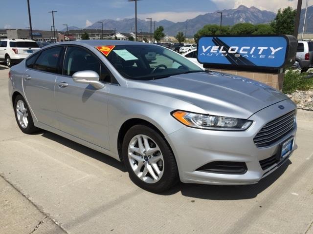 2013 Ford Fusion Se 4dr Sedan In Draper Salt Lake City