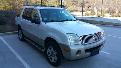 2004 Mercury Mountaineer for sale in East Point GA