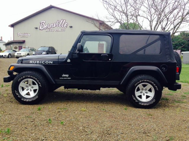 2006 Jeep Unlimited Rubicon for sale in Bernville PA