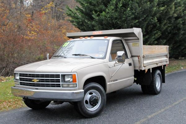 Used 1988 chevrolet c3500 for sale for Paul christensen motors vancouver inventory
