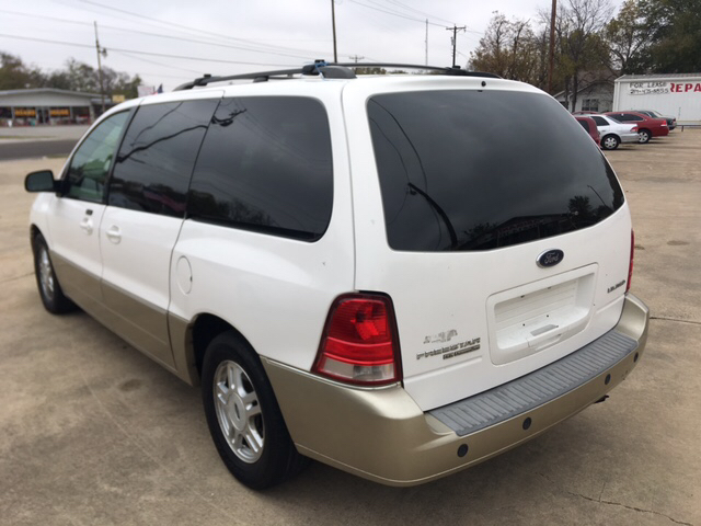 2004 Ford Freestar Limited 4dr Mini Van In Dallas TX