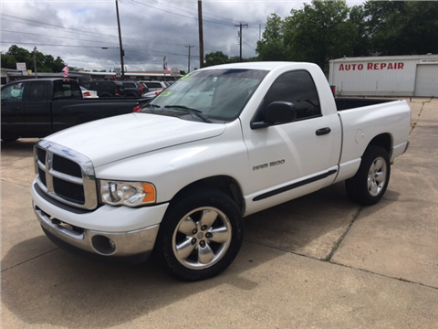 2005 Dodge Ram Pickup 1500 for sale in Terrell, TX