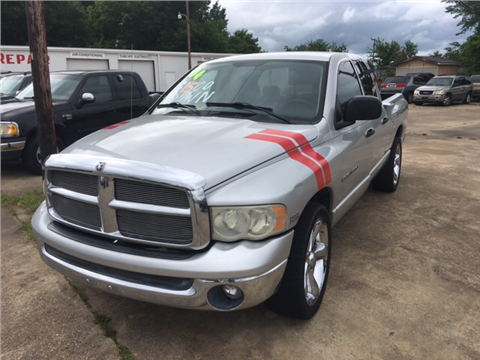 2004 Dodge Ram Pickup 1500 for sale in Terrell, TX