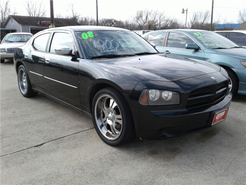 2008 Dodge Charger for sale in Terrell, TX