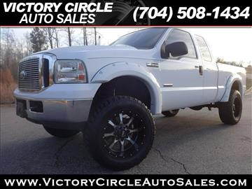 2007 Ford F-250 Super Duty for sale in Troutman, NC