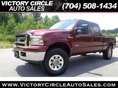 2006 Ford F-250 Super Duty & Ford Used Cars Pickup Trucks For Sale Troutman VICTORY CIRCLE AUTO ... markmcfarlin.com