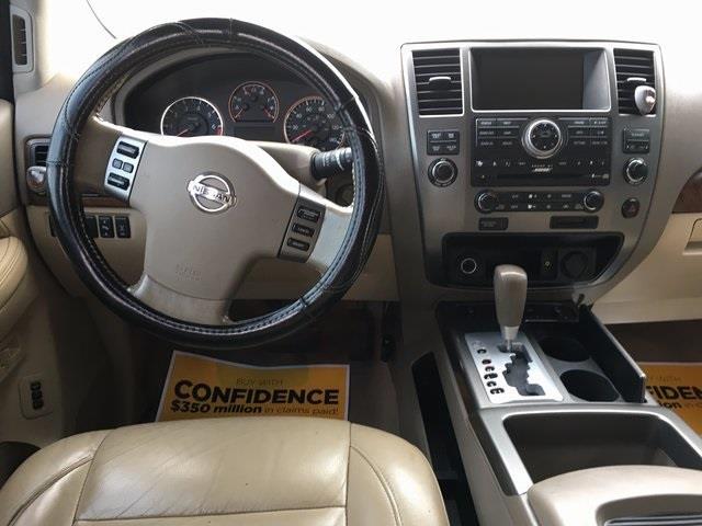 2008 Nissan Armada 4x2 LE 4dr SUV - Cumming GA