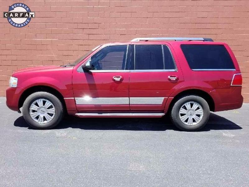 2007 Lincoln Navigator Luxury 4dr SUV 4WD - Cumming GA