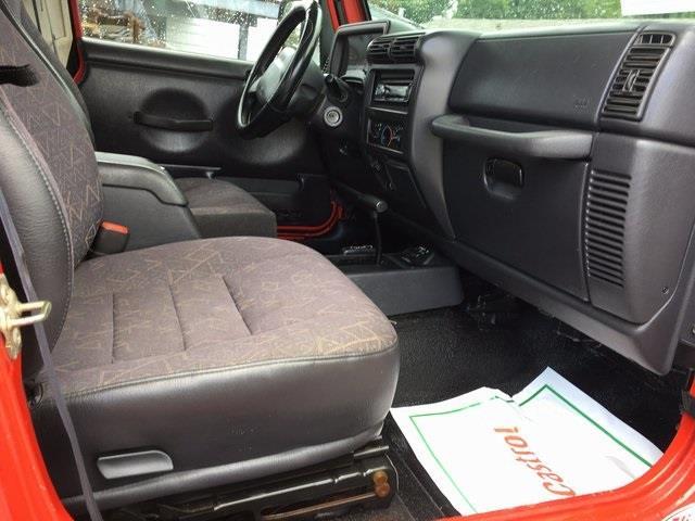 2002 Jeep Wrangler Sport 4WD 2dr SUV - Cumming GA