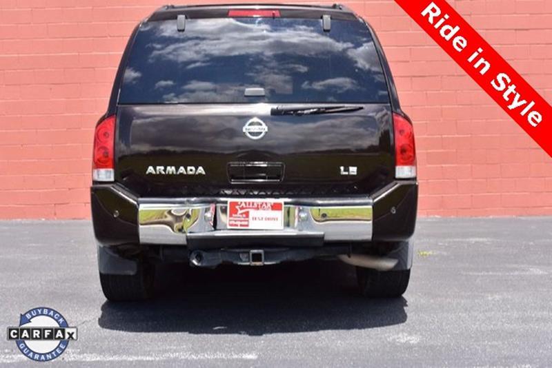 2006 Nissan Armada LE 4dr SUV - Cumming GA