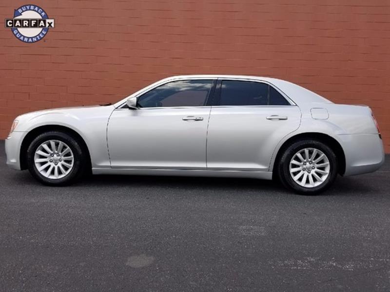 2012 Chrysler 300 4dr Sedan - Cumming GA