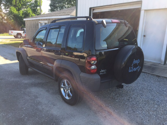 2007 Jeep Liberty Sport 4dr SUV 4WD - Sidney OH
