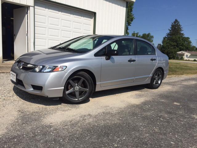 2011 Honda Civic VP 4dr Sedan 5M - Sidney OH