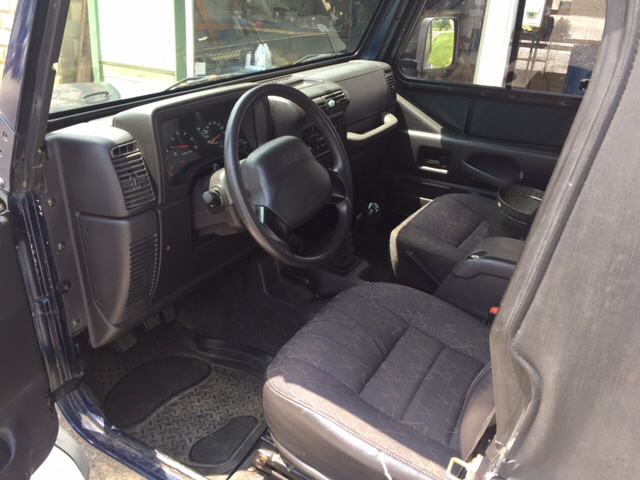 2001 Jeep Wrangler SE 4WD 2dr SUV - Sidney OH