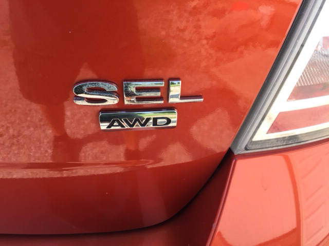 2008 Ford Edge AWD SEL 4dr Crossover - Sidney OH