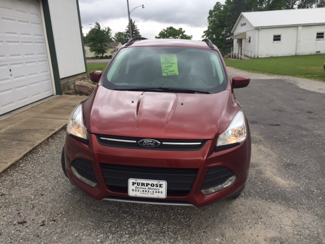 2015 Ford Escape AWD SE 4dr SUV - Sidney OH