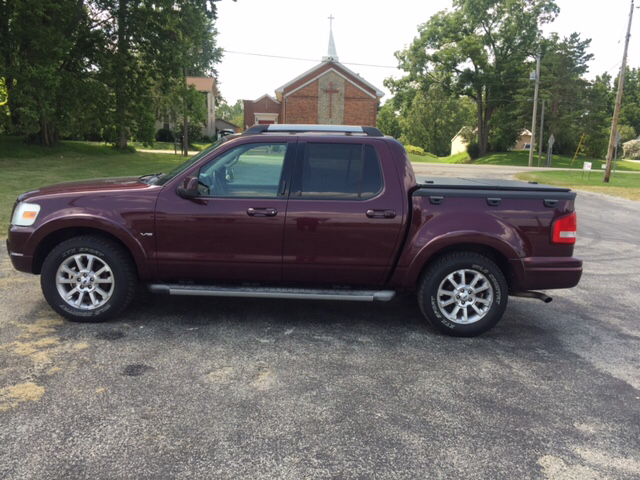2007 Ford Explorer Sport Trac Limited 4dr Crew Cab 4WD V6 - Sidney OH